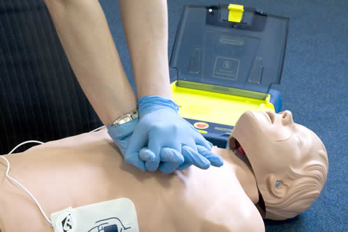 First Aid at Work Revalidation course delegate